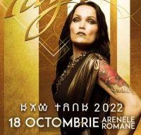 Tarja Turunen in concert la Bucuresti si Cluj-Napoca