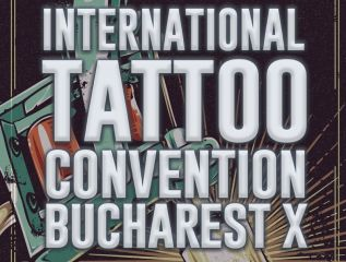 International Tattoo Convention Bucharest la Palatul Bragadiru