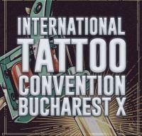 International Tattoo Convention Bucharest la Palatul Bragadiru