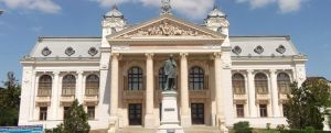 The Iasi National Theatre