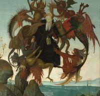 Prima pictura a lui Michelangelo