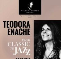 Teodora Enache - From Classic To Jazz la TNB