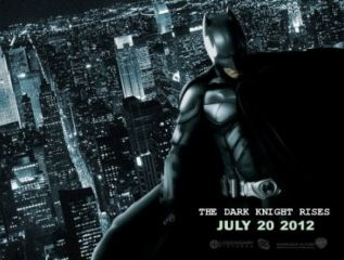 The Dark Knight Rises the final part of Batman film trilogy