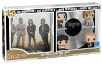 Vor fi lansate in curand primele figurine Funko Pop! cu trupa The Doors