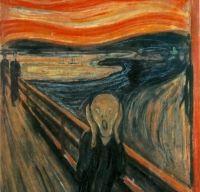 """Edvard Munch a lasat un mesaj ascuns pe celebrul sau tablou """"Tipatul"""""""