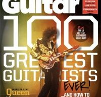 Brian May a fost ales cel mai bun chitarist din toate timpurile de revista Total Guitar