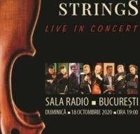 Traffic Strings - Live in Concert la Sala Radio