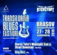 A doua editie Transilvania Blues Festival 2019 la Rockstadt