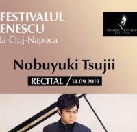 Concert Nobuyuki Tsujii la Universitatea