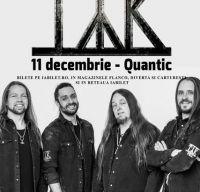Concert Tyr la Quantic Club