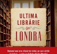 Ultima librarie din Londra de Madeline Martin