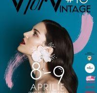 V for VINTAGE - cel mai mare targ de design romanesc contemporan si cultura vintage