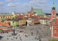 Varsovia, orasul cu cea mai inalta cladire din Polonia
