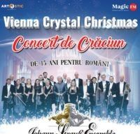 Vienna Crystal Christmas in concert la Opera Nationala Bucuresti