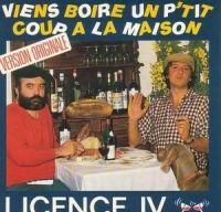 Vive la France! Licence IV