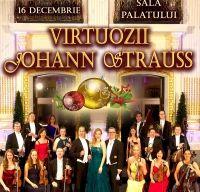 Virtuozii Johann Strauss la Sala Palatului