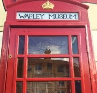 The Warley Museum. Maybe the Smallest One