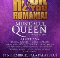 Musicalul Queen