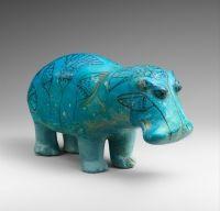 Povestea hipopotamilor de faianta